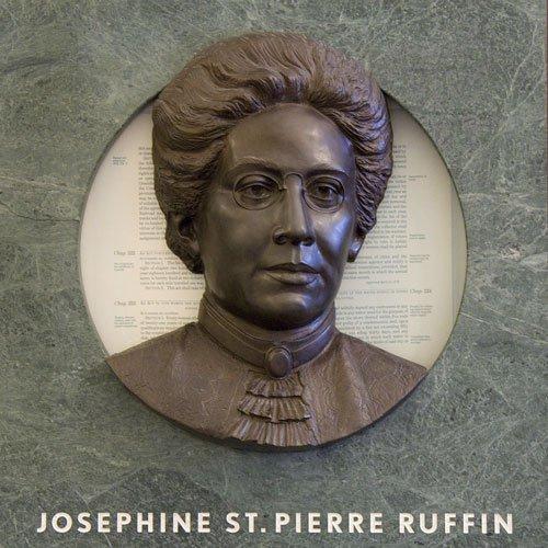 Hear Us mural - Josephine St. Pierre Ruffin
