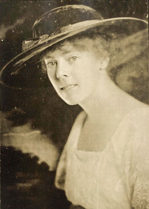 Katharine Morey
