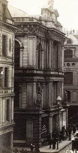 Horticultural Hall in Boston in 1891