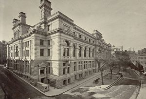 Pemberton Square Courthouse