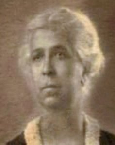 Mary Evans Wilson