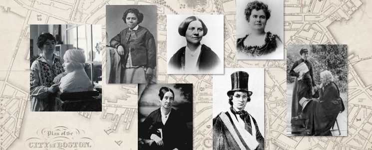 Donate to Support 30+ years of Restoring Boston Women to History!