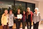 """Boston By Foot Awards BWHT """"Distinguished Friend of 2018"""""""