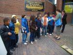 """Boston Public Schools 5th graders learn about """"Boston Women Beyond March"""""""