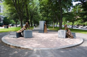 image of Boston Women's Memorial
