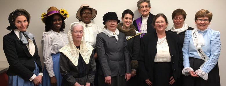 Boston Suffragists Celebrated as their Words Come Alive!