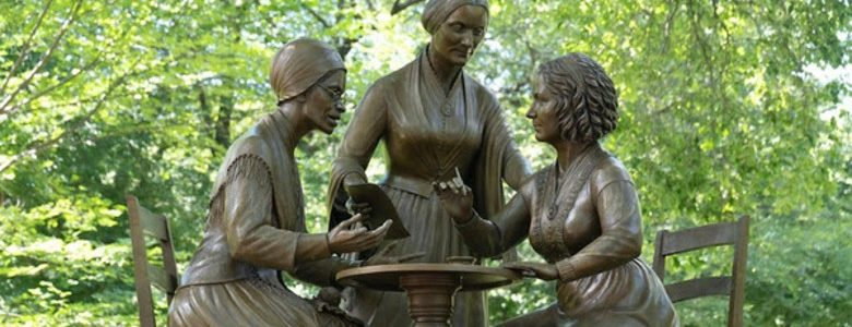 Conversation with Meredith Bergmann, Sculptor of 2 Women's Monuments [VIDEO]