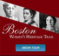 Boston Women's Heritage Trail App