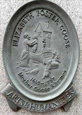 Mother Goose Plaque