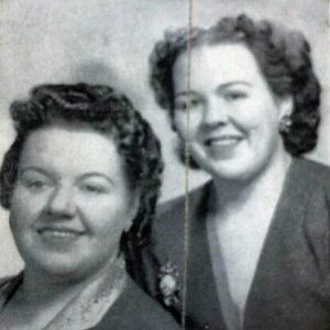 Helen S. Rush and Mary Sherkanowski