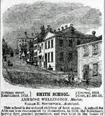 Rendering of the Smith School