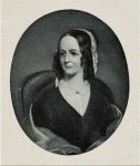 Portrait of Sarah Josepha Hale