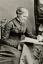 photo of Lucretia Crocker