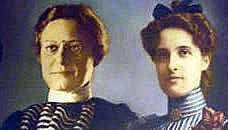 Isabel and Sarah Hyams