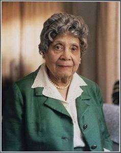 Lucy Miller Mitchell