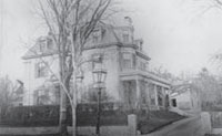 Lucy Stone House at 45 Boutwell Street