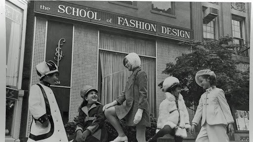 School of Fashion Design