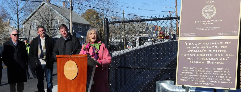 Grimke Sisters Honored with Bridge Naming in Hyde Park