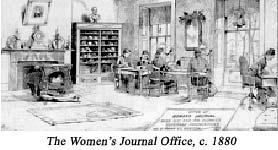 Womens Journal Office